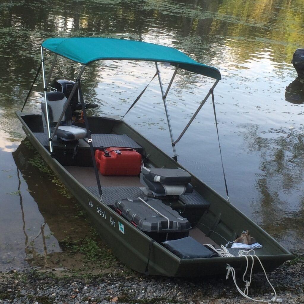 14' Jon Boat Rental